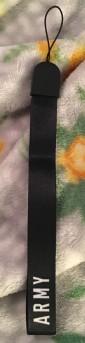 Opposite Side of Wristlet